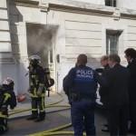 <b>Corbeil-Essonnes. Début d'incendie à la mairie</b>