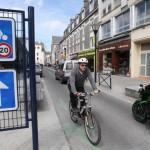 <b>Dinan : un plan vélo sur les rails</b>