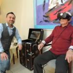 <b>Dépression, maladie d&#039;Alzheimer... des voyages virtuels pour aider les personnes âgées</b>