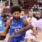 <b>Basket. Avec seulement sept joueurs utilisés, le Caen BC a plié à Poitiers</b>