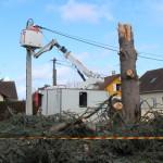 <b>Vents violents en Normandie : des foyers toujours privés d&#039;électricité, jusqu&#039;à 16 500 cou...</b>
