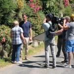 <b>Le reportage tourné à Saint-Georges-du-Vièvre diffusé sur France 3 ce dimanche 10mars</b>