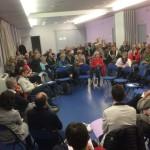 <b>Une soixantaine de participants pour la première soirée organisée dans le cadre du Grand Débat à Sai...</b>