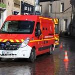 <b>Une voiture renverse une personne âgée à Sablé-sur-Sarthe</b>