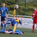 <b>30 PHOTOS. Football : le Lannion FC B et l&#039;US Perros-Louannec partagent les points (2-2)</b>