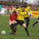 <b>Vidéo. Football : Lisieux gagne le derby à Mézidon et se replace</b>