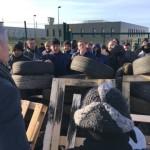 <b>DIRECT. 3e jour de blocage à la centrale pénitentiaire d&#039;Alençon/Condé</b>