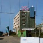 <b>Cherbourg : la démolition de l'ancien hôtel Mercure débutera mercredi</b>