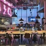 <b>En images. Découvrez Moxy, le tout nouveau concept d'hôtel qui ouvrira bientôt à Lille</b>