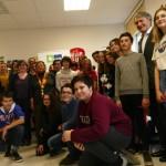 <b>Deauville : un club Europe au collège Maurois pour favoriser l'ouverture vers les autres</b>