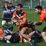 <b>Rugby - 3e/4e série. Et finalement c&#039;est le RC-la-Pimpine qui monte directement en 2e série</b>