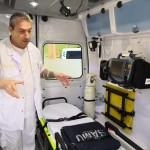 <b>Vidéo. Le SMUR de l'hôpital de Flers se dote d'une ambulance de réanimation dernier cri</b>