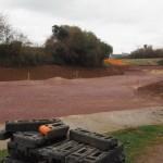 <b>Un skatepark plus moderne en construction à Ouistreham</b>
