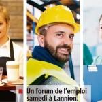 <b>Au sommaire du Trégor du jeudi 7 mars : 266 offres d&#039;emploi... et des conseils</b>