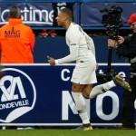 <b>Ligue 1: Kylian Mbappé soulage le PSG à Caen avant la Ligue des champions</b>