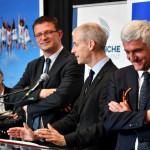 <b>Cherbourg : le ministre de la Culture inaugure la Maison des artistes</b>