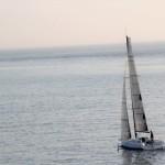 <b>Arzon : le skipper Benoît Hochard, engagé pour la Solitaire du Figaro, baptise son bateau samedi 2 m...</b>