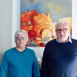 <b>Deux artistes exposent à Gasny</b>