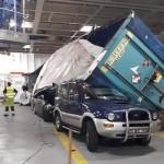 <b>Forte houle à Dieppe : le dernier ferry n'a pas traversé la Manche hier soir</b>
