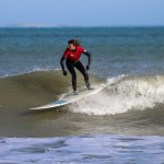 <b>PHOTOS. Surf : premier championnat à la plage des Curés à Plestin</b>