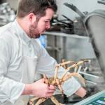 <b>Après avoir participé à Top Chef sur M6, Guillaume Pape ouvre son restaurant à Brest</b>