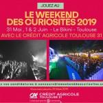 <b>Jouez au Weekend des Curiosités 2019 !</b>