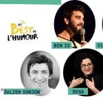 <b>Concours : Gagnez vos places pour le Gala du Printemps du Rire 2019 !</b>