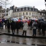 <b>Marche pour le climat et rassemblement des Gilets jaunes organisés à Aurillac le samedi 16 mars 2019</b>