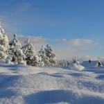 <b>Météo. Pluie en plaine et neige en altitude pour le Cantal ce mercredi 13 mars</b>