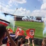 <b>Toulouse : dans les coulisses du Stade Toulousain, en visitant le stade Ernest-Wallon</b>