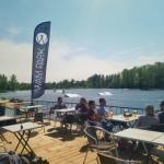 <b>Toulouse. Jeux aquatiques, terrasses flottantes, bar... la base de Sesquières fait peau neuve</b>