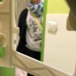 <b>Toulouse. Sur son lieu de travail, le voyeur se rinçait l'œil dans les toilettes et sous la douche</b>