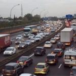 <b>Accident à Toulouse : un poids-lourd percute un pont, bouchon monstre sur le périphérique</b>
