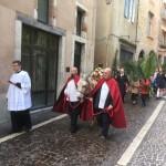 <b>Procession de la Sainte Coiffe à Cahors : ce n'était pas arrivé depuis 80 ans !</b>