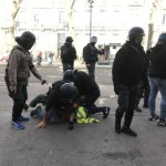 <b>Gilets jaunes. Un observatoire dénonce « l'augmentation des violences policières » à Toulouse</b>