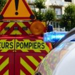 <b>Accident près de Toulouse : un camion se renverse sur la chaussée, le chauffeur désincarcéré</b>