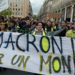 <b>Toulouse. Environ 2000 manifestants et très peu de heurts pour l'acte 25 des gilets jaunes</b>