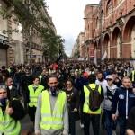 <b>Toulouse. Ce qu'il faut savoir sur les manifestations du 1er mai, mercredi dans la Ville rose</b>