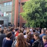 <b>Toulouse : rassemblement devant le commissariat, après des interpellations lors d&#039;une manif des...</b>