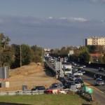 <b>Toulouse. C'est l'un des pires axes de circulation de l'agglo, la fin des travaux est...</b>