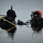 <b>Ariège : des recherches menées pour retrouver le corps d'un homme tombé dans la rivière</b>