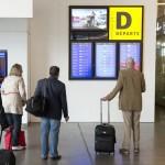<b>Grève du 9 mai : voici la liste des vols annulés au départ ou à l'arrivée de Toulouse</b>