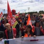 <b>Toulouse : entre 2800 et 8000 personnes lors de la manif contre la réforme de la fonction publique</b>