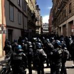 <b>Toulouse. 26 interpellations et 13 gardes à vue, dont 4 street-medics, lors la manif du 1er mai</b>