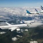 <b>Salon du Bourget : Airbus a déjà engrangé 363 commandes et engagements, dont 226 pour l'A321XLR</b>