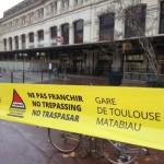 <b>Toulouse. La gare Matabiau évacuée en raison de la présence d'un colis suspect dans un TGV</b>