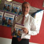 <b>Toulouse. Le maire Jean-Luc Moudenc raconte les quartiers de la Ville rose dans un livre</b>