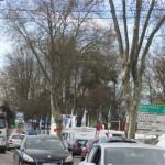 """<b>Toulouse. L'axe routier le plus """"pourri"""" et parmi les plus bouchés de l'agglo va...</b>"""
