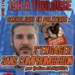 <b>L'enracinement avec Julien Langella</b>