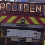 <b>Ariège. Huit blessés dont deux en urgence absolue après un accident entre un minibus et une voiture</b>